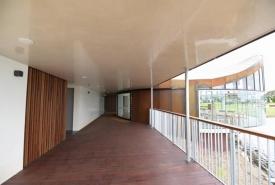 ultra high polished white venetian stucco lamundo ceiling,